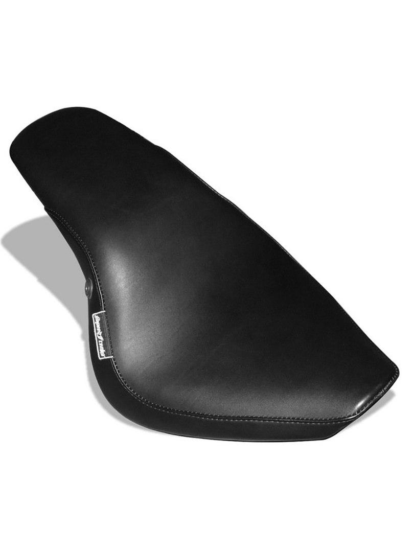 Цельное кожаное сиденье для мотоцикла (мото-седло)